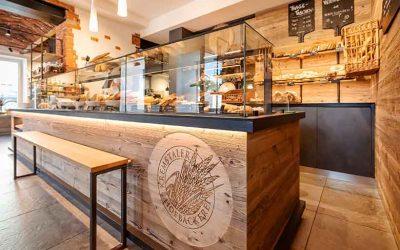 Bäckerei mit Café feiert heuer 1 Jahr